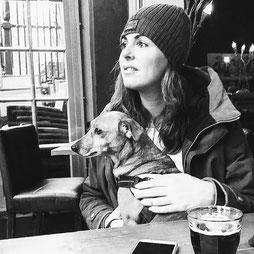 stadswandeling Leiden, op pad met je hond, wandelroute, plezier voor je huisdier, michelle stuij, stad&land