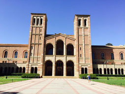 UCLAのキャンパス
