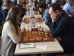 Karlsruhe im Schachfieber