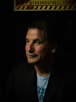 William Baldwin at Weekend of Hell