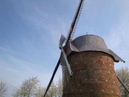 Moulin à vent de Candas
