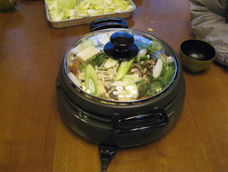 美味しいとり野菜鍋!!