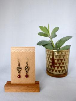 Schmuck für Frauen: Ohrhänger orientalisch - mit Liebe handgemacht vom kleine Schmuck-Label Majuki.