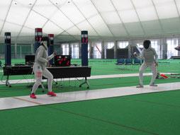 第55回春季青森県高校フェンシング大会結果 女子学校対抗