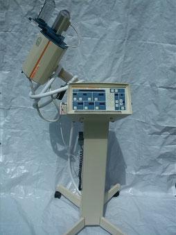 Medrad Mark V Plus Injector Angio System für den medizinischen Einsatz.Krankenhaus/Praxis