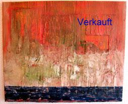 Festland, 50 x 60 cm