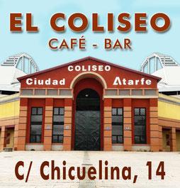 Café Bar El Coliseo en Atarfe