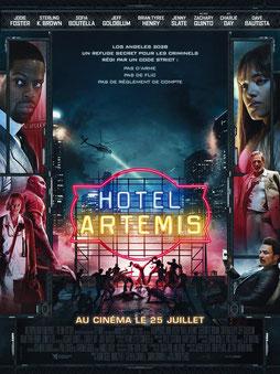 Hotel Artamis de Drew Pearce - 2018 / Thriller