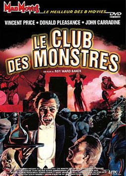 Le Club Des Monstres de Roy Ward Baker - 1981 / Horreur