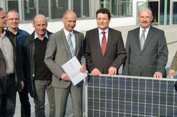 Vorstand der Genossenschaft BürgerEnergie Stadt-Land-See