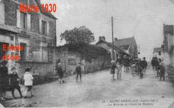 L'école des garçons (ancienne caserne des pompiers)
