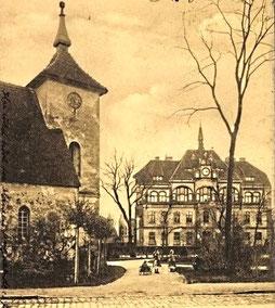Dorfkirche Reinickendorf, 1902