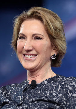 Carly fiorina contact booking speaker leadership