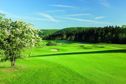 Bahn 2 des Goehte- und des Bobby Jones-Course - © Spa & Golf Resort Weimarer Land