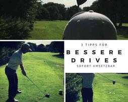 Drei Tipps für bessere Drives - © Fabian Bünker