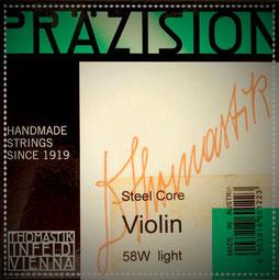 Струны для скрипки Thomastik Präzision Violin -ПРЕСИЖН