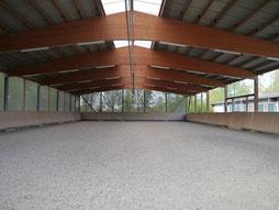 Unsere Freilufthalle