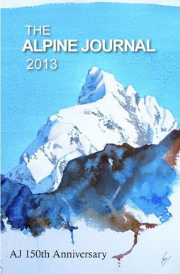 Afghanistan´s Secret Peaks in the Alpine Journal 2013