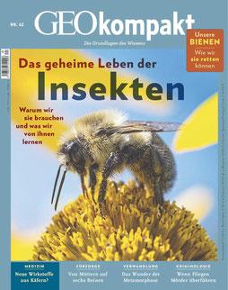 GEO Kompakt Nr. 62 Das geheime Leben der Insekten