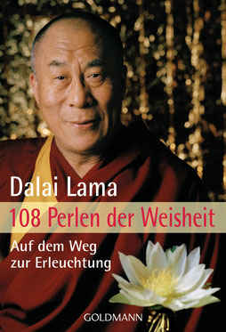 108 Perlen der Weisheit - Auf dem Weg zur Erleuchtung von Dalai Lama - Meditation Buchtipp