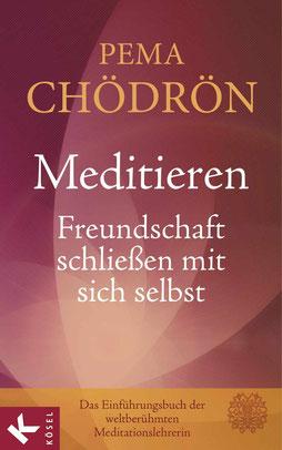 Meditieren - Freundschaft schließen mit sich selbst von Pema Chödrön
