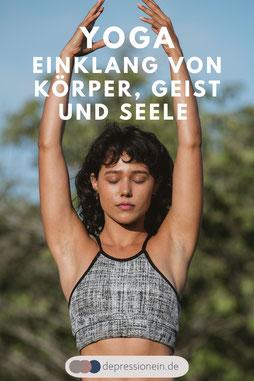 Yoga ist eine Kombination Asanas (Bewegung) und Pranayama (Atmung) - Yoga - Einklang von Körper, Geist und Seele