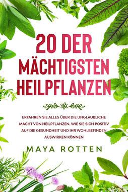 20 der mächtigsten Heilpflanzen von Maya Rotten