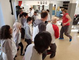 Selbstverteidigung Augsburg - Kinder Trainer Ausbildung