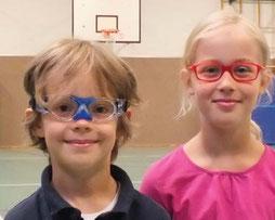 Schulsportbrille