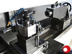 Bild einer Werkzeugmaschine