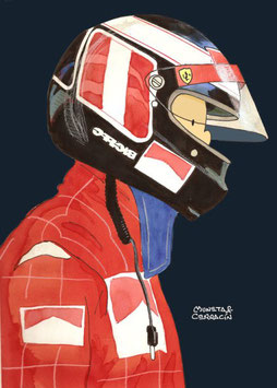 Gerhard Berger by Muneta & Cerracín