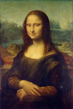 Leonardo da Vinci - óleo sobre tabla