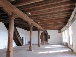 Kaiserburg Nürnberg, Rittersaal im Palas