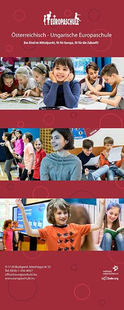 Österreichisch-Ungarischen Europaschule in Budapest Bild: Europaschule