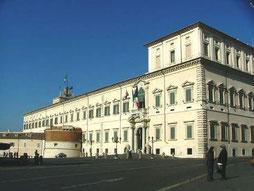 Palazzo del Quirinale, Roma  - Wikimedia (CC)