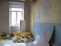 Réhabilitation de l'école Jean de la Fontaine - Cliquez pour agrandir la photo