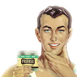 Retrouvez la gamme Proraso pour Homme chez coiffures de marc à Bordeaux centre