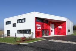 Unser neues Firmengebäude 2014
