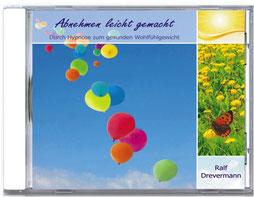 CD von Heilpraktiker Ralf Drevermann - Abnehmen leicht gemacht