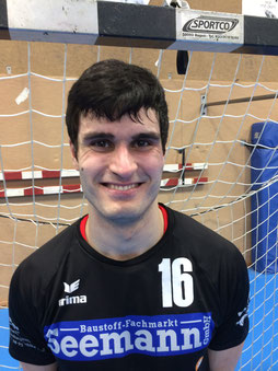 Matchwinner in Hürup: Mehmet Ali Atamann - Foto: Joosten