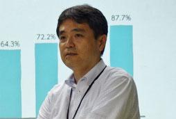 越川直彦先生