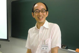 神戸大朋先生