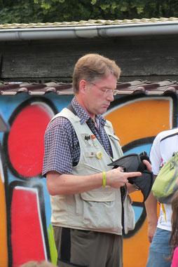 Bernd Petri und Ruth Ortwein