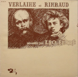 """Leo Ferré canta Verlaine e Rimbaud"" (1991)"