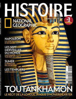 HISTOIRE NATIONAL GEOGRAPHIC N°1