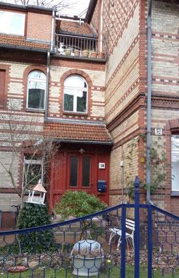 Hier wohnte Günter Grass
