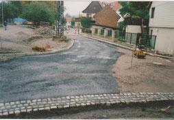 Erneuerung Hauptstraße Wutha-Farnroda
