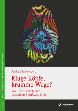 Buchcover: Kluge Köpfe, krumme Wege