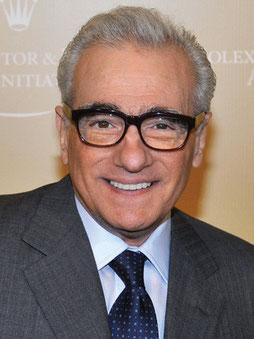 Martin Scorsese, conjonction Soleil/Vénus en Scorpion