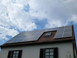 Solarstrom Simon Speicher Möglichkeit